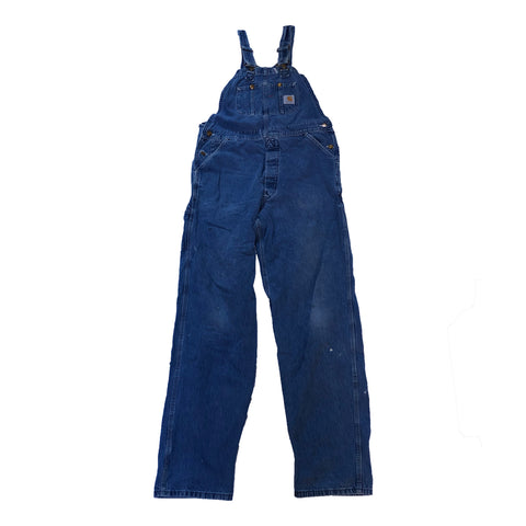 Carhartt Denim Overall【used】