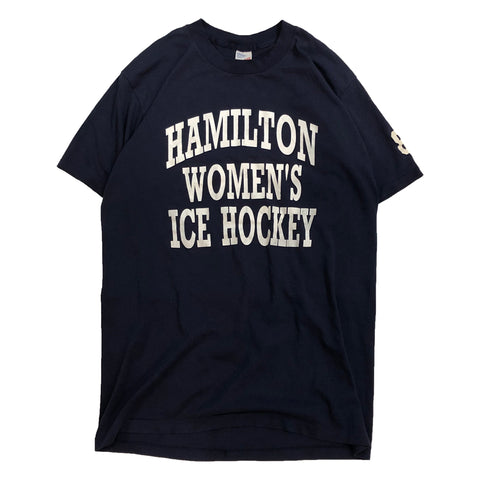 Hamilton Women Ice Hockey Tee【used】