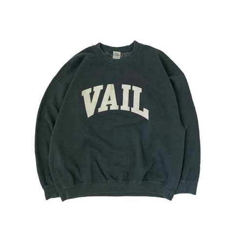 VAIL Gray Sweat【used】