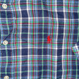 POLO Ralph Lauren check shirts【used】