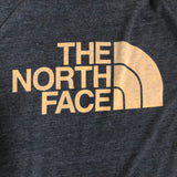THE NORTH FACE Logo Print Tee【used】