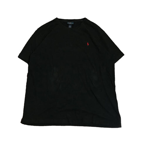 Polo Logo Point Tee【used】