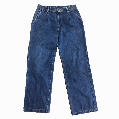 Lee Straight Denim Pants【used】