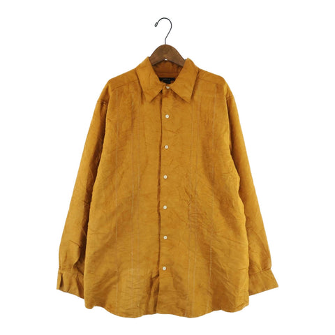 Masterd Suede Shirt【used】