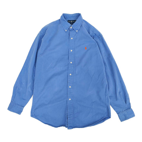 Ralph Lauren blue shirt【used】