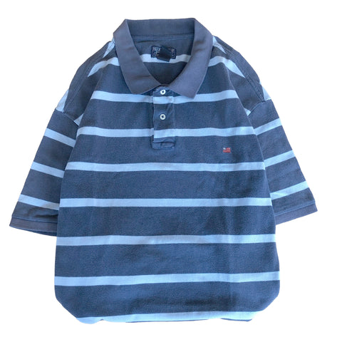Ralph blue border polo【used】