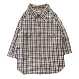 Carhartt check work shirts【used】