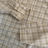 GAP Yellow Check Shirt【used】