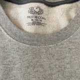 Remake  switching Gray Sweat【used】