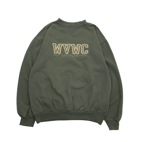 JAN SPORT WVWC Sweat【used】