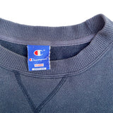 champion one point logo sweat【used】