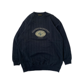 GIANNI VALENTINO Navy Sweat【used】