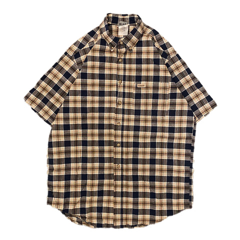 carhartt shirt nvy【used】