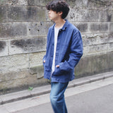 french army work jacket【used】