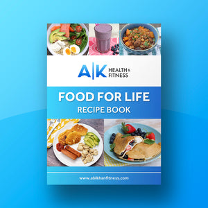 Food For Life Recipe eBook