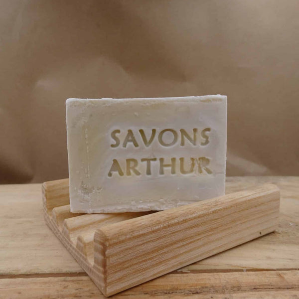 Savon solide nature