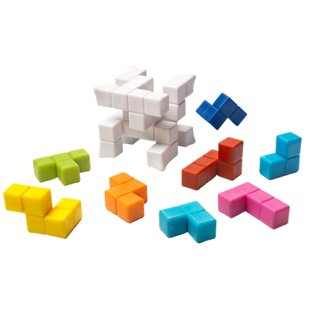 PLUG & PLAY PUZZLER- Logical Puzzle - Ages 6+