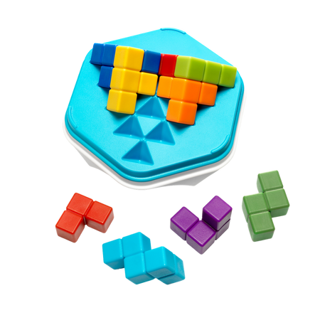 ZIG ZAG PUZZLER- Logical Puzzle - Ages 12+