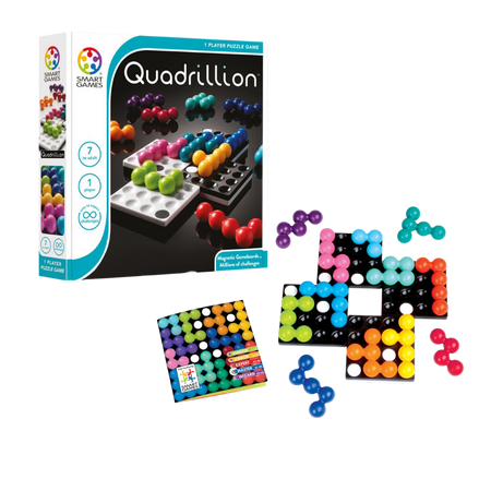 QUADRILLION-Logical Game-Age 7+