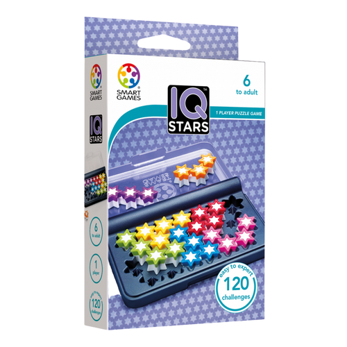 IQ Stars-Logic Game - Age 6+
