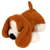 Soft Lying Dog - Lt. Brown - 33Cm for the age 3+