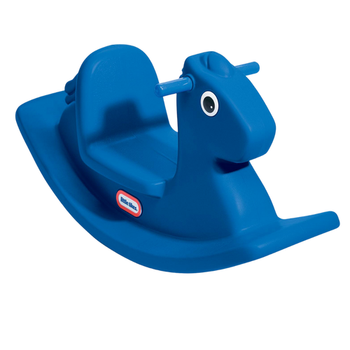 Little Tikes Rocking Horse -Blue Color for the age 1-3 years