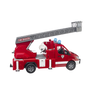 Licensed Mercedes Benz Sprinter Fire Engine with Ladder Water Pump and Light/Sound Module 1:16 Scale Model for the age 3 and up