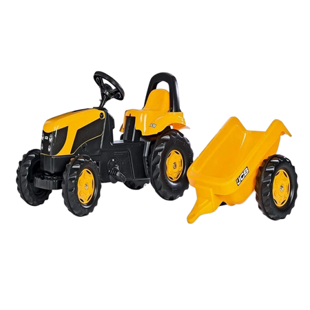 Rolly Toys KID JCB Chain Driven Tractor  for the age 3 and up