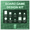 DICE TOY LABS - Board Game Design KIT for age 3 and up