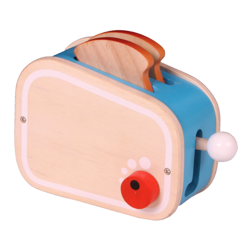 Pop-up Toaster - Wooden Toy - Age 3+