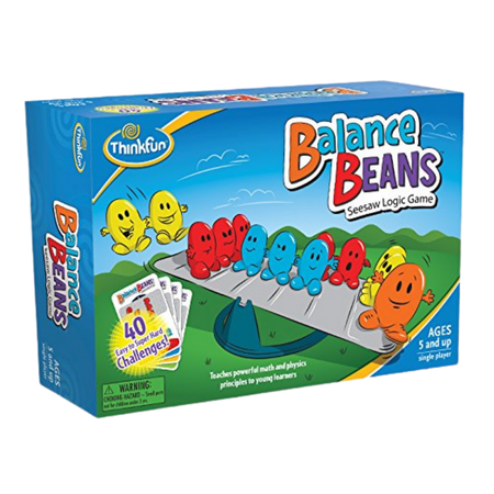 Thinkfun Balance Beans Sea Saw Logic Puzzle for the age 5 and up