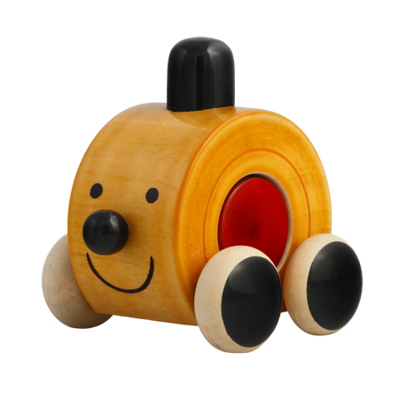 Moee  - Wooden Push Toy - Age 1+
