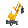 Rolly Toys Digger Cat Construction Ride-On for the age 3 and up