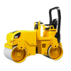 Licensed Cat Asphalt Drum Compactor 1:16 Scale Model for the age 3 and up