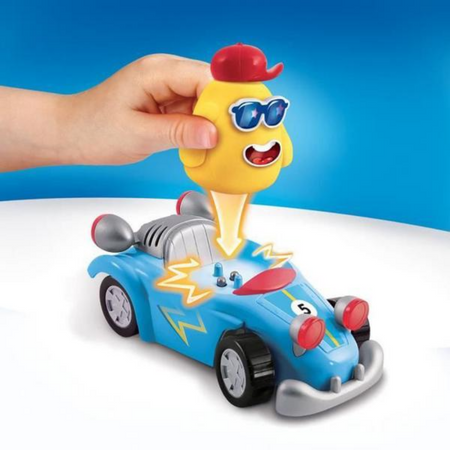 Dough N Go Racer modeling clay for boys age 3 and up