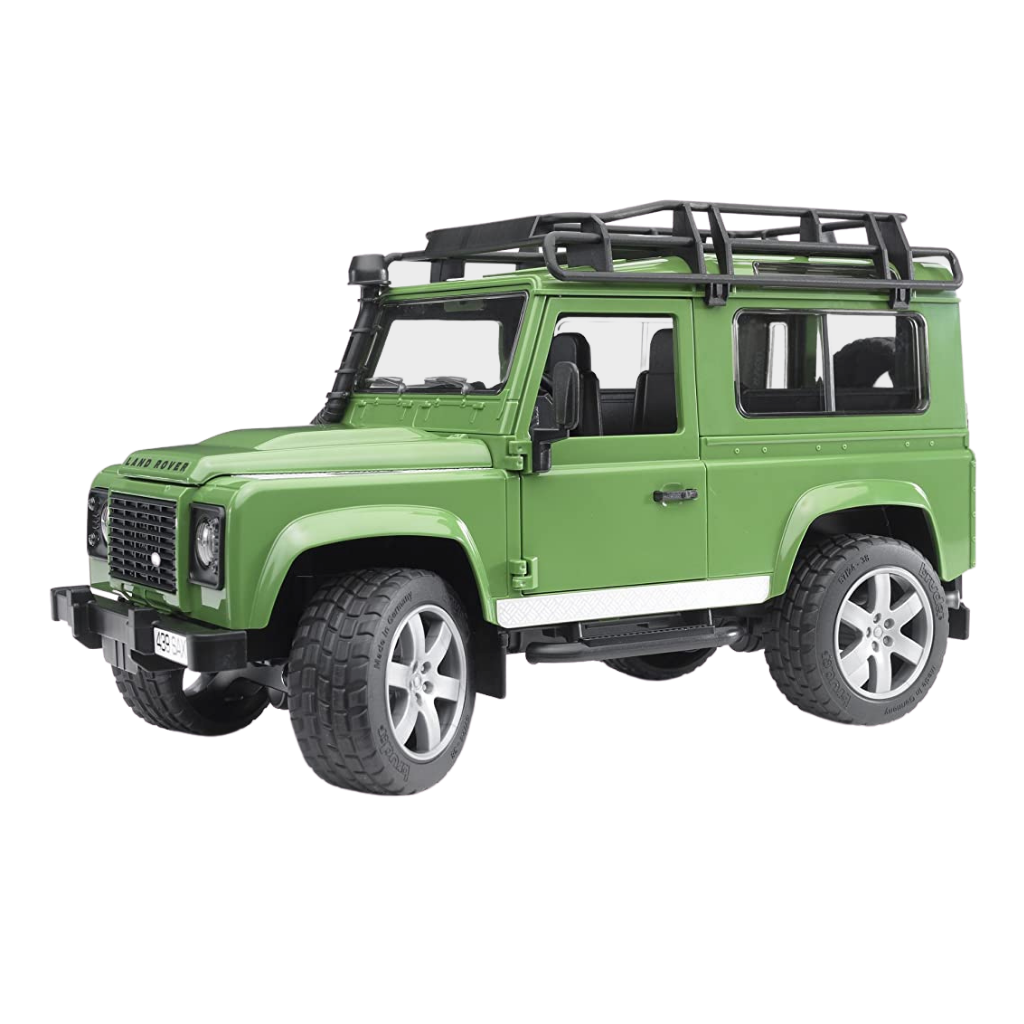 Licensed Land Rover Defender Station Wagon 1:16 Scale Model for the age 3 and up