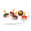 Ghumar Finger 5 pcs - Wooden Toy - Age 5+
