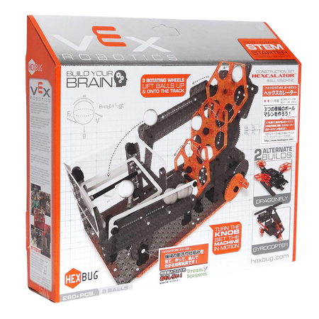 Hexbug Hexcalator Ball Machine for the age 8+