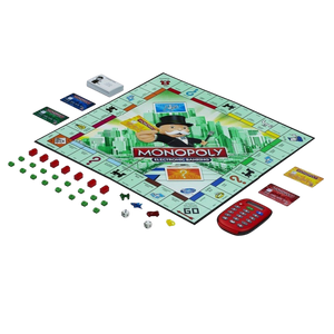 Funskool Monopoly E-Banking Board Game for the age 8 and up