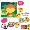 Monkey Expressions - Identify & Express Emotions - Age 3+