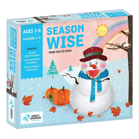 Season Wise - Sun to Snow - Age 3-6