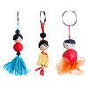 Keychain Dolls - Arts and Crafts - Make and Sell for a Cause - Age 8+