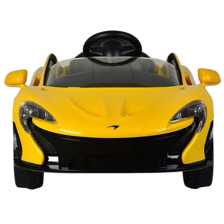 Mclaren Battery Operated Sports Ride on Car -Remote Control for 3 and up