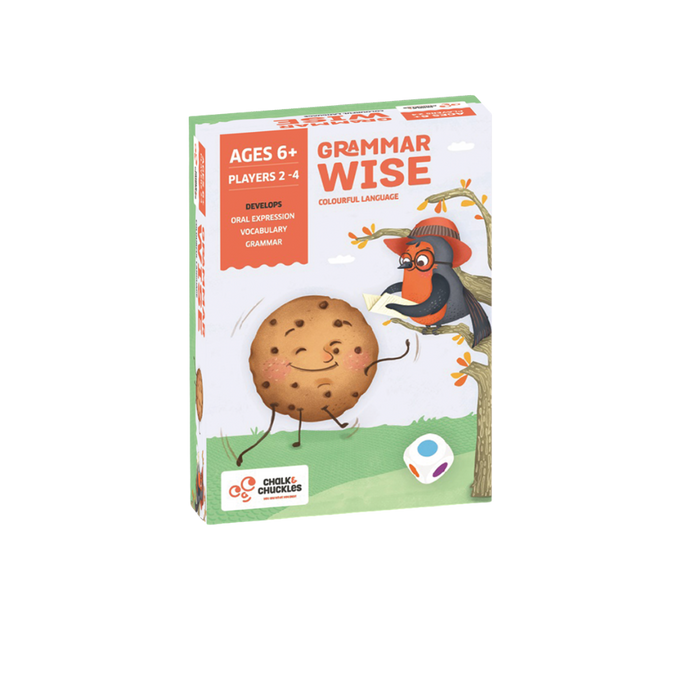 Grammar  Wise - Language Development - Age+