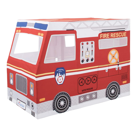 Fire Truck - Role Play Tent - Age 3+