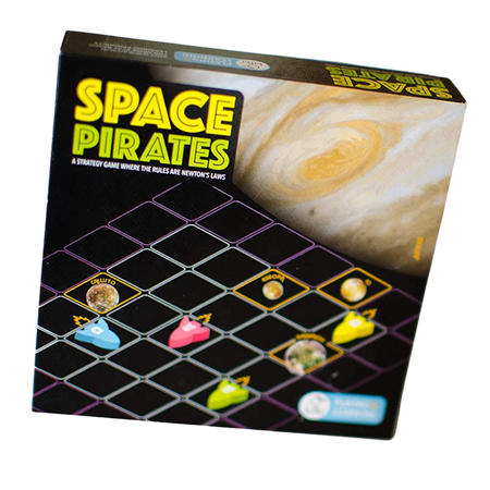 Kitki Space Pirates Fun Science Game Based On Newton's Laws Stem Toy for age 10 and up