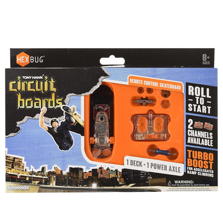 Hexbug Circuite Boards Remote Control Skate Board for the age 8+