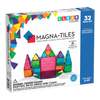 Magna-Tiles Clear Colors 32 Pcs Magnetic Set for the age 3 and up