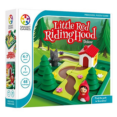 Little Red Riding Hood - Deluxe (48 Challenges) Age 4+