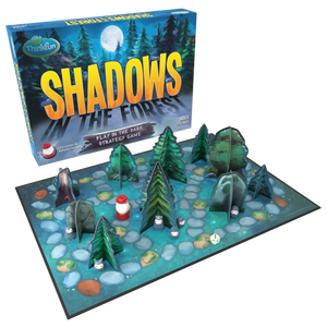 Thinkfun-Shadows in The Forest -Play In The Dark Strategy Game-for the age 8 and up